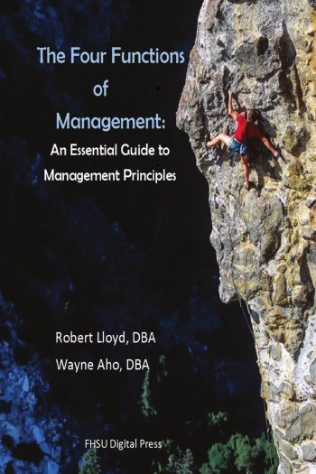 Cover image for The Four Functions of Management